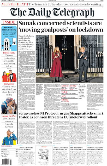 Proud-moment-Damselfly-London-worn-by-Carrie-on-front-page-of-Telegraph-1.png